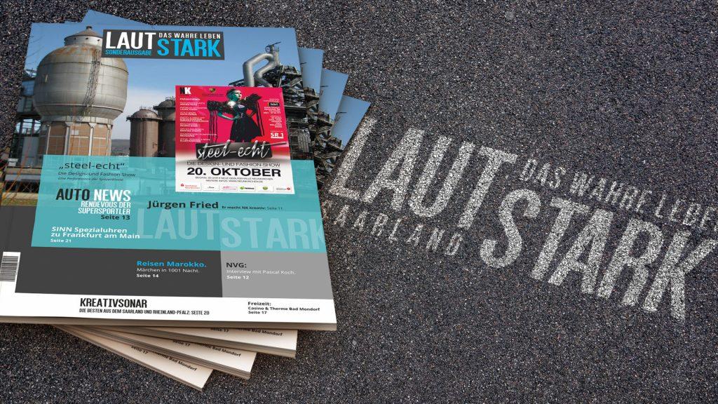 Lautstark Magazin