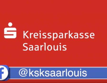 Die Kreissparkasse Saarlouis startet auf Facebook durch…