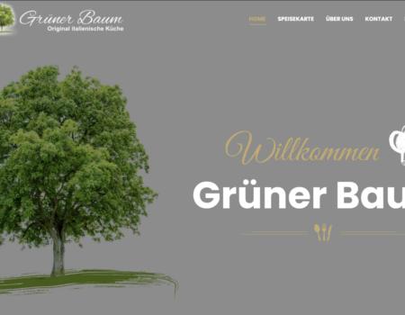 """Frischer Wind im Restaurant """"Grüner Baum""""!"""