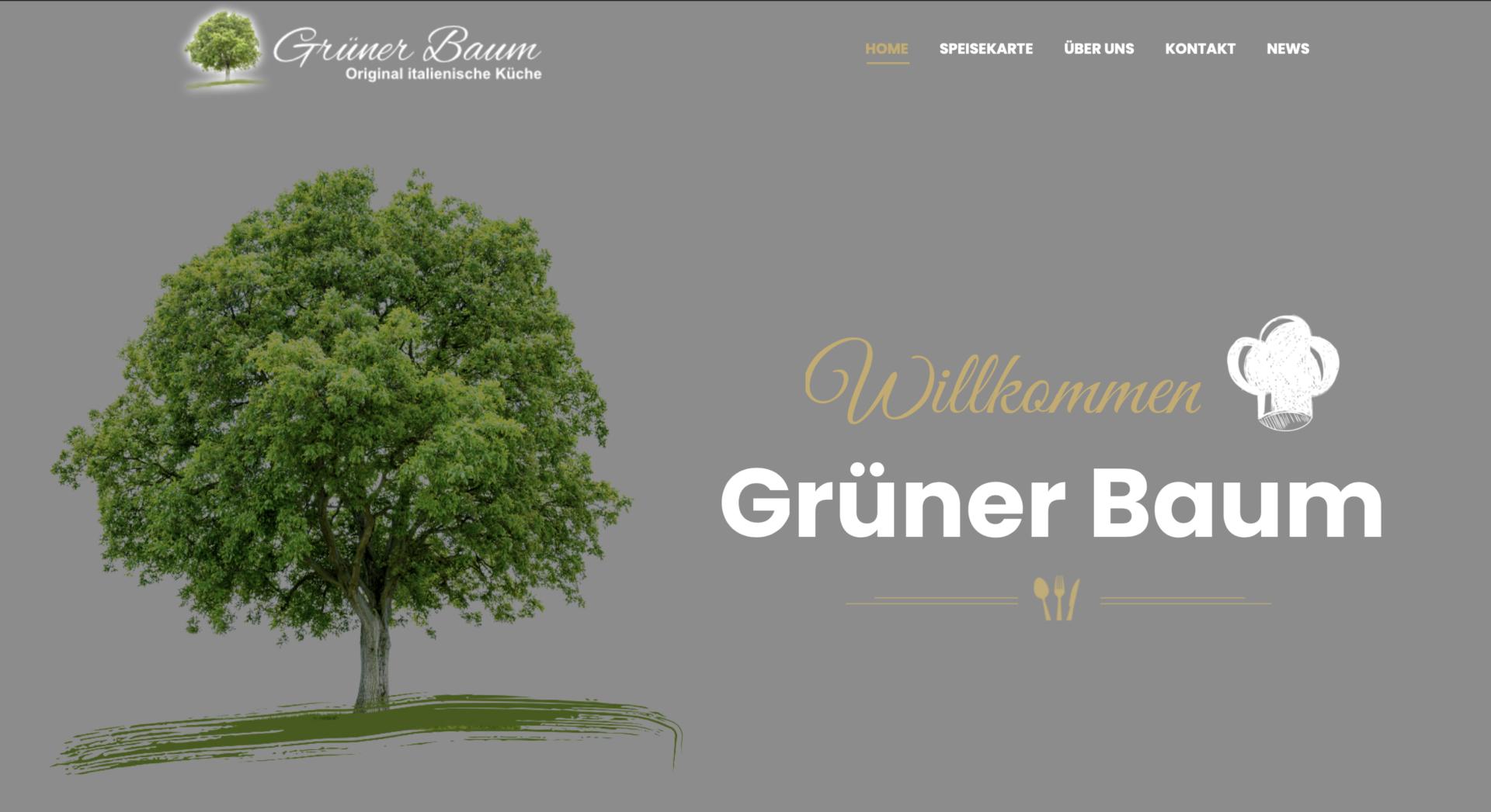 Grüner Baum PLANB Restaurant