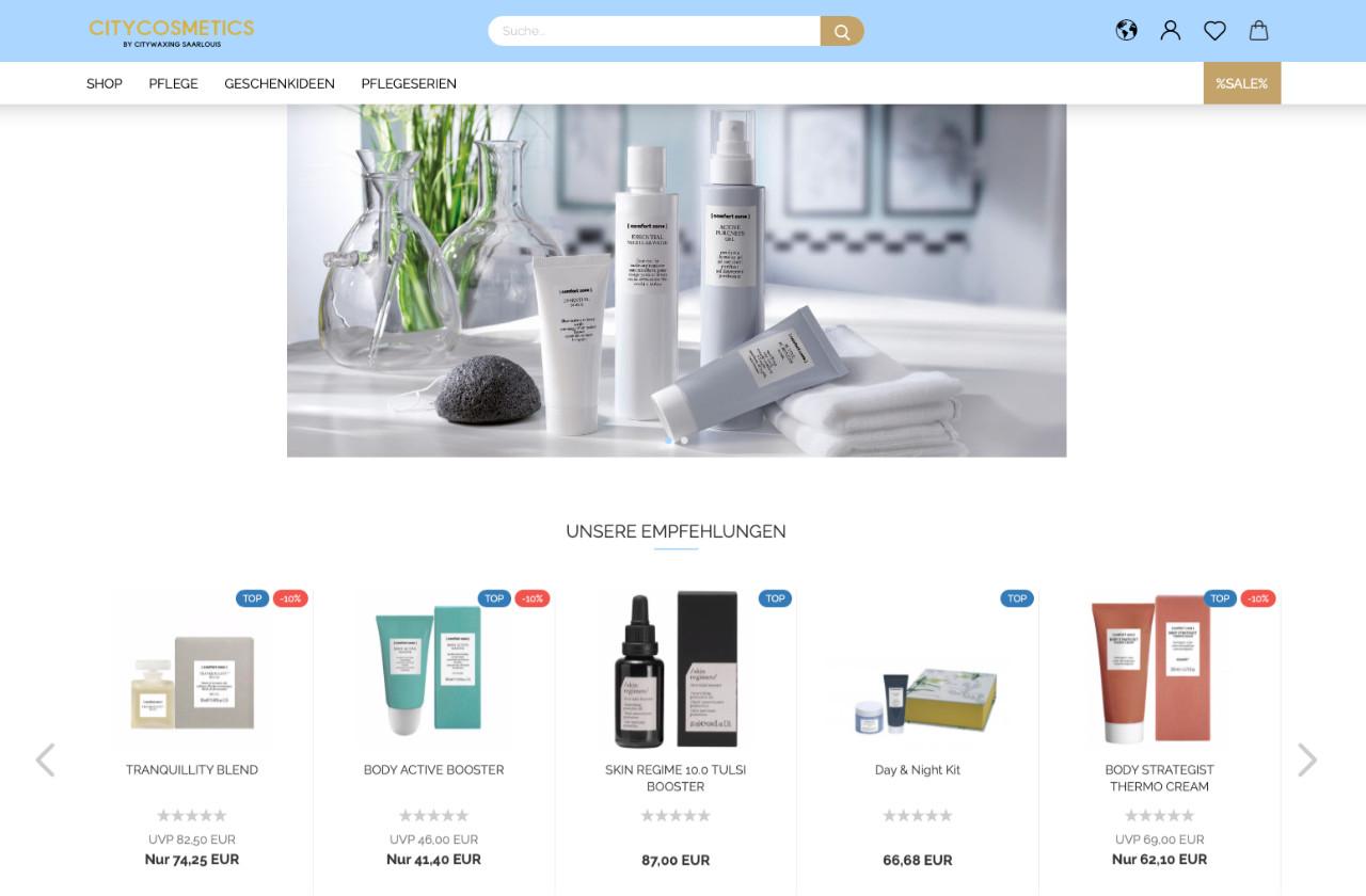 PLANB und City-Cosmetics